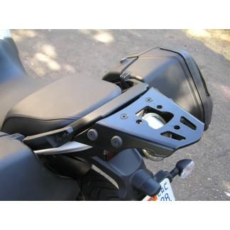 SW-MOTECH Alu-Rack Toprack for Triumph Tiger 1050 '07-'13*, & Sprint ST 1050 '05-'13, to fit TraX ALU-BOX, Pelican, Shad, Givi / Kappa, Cooc...