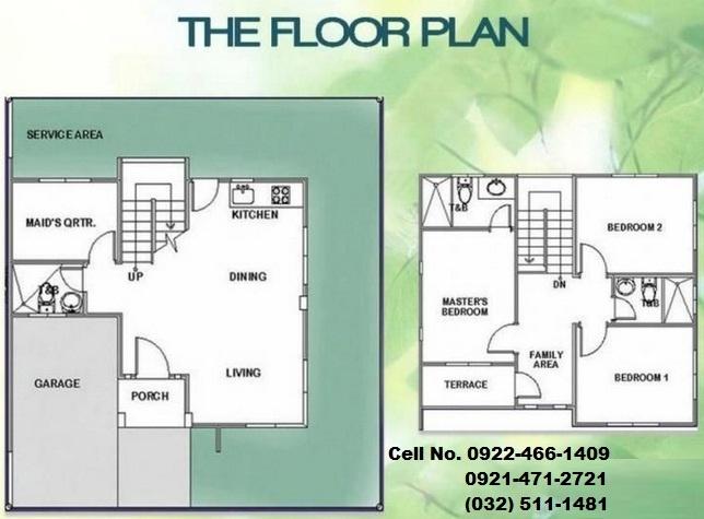 Floor Plan Charleston Homes Tayud Liloan Cebu Pinterest