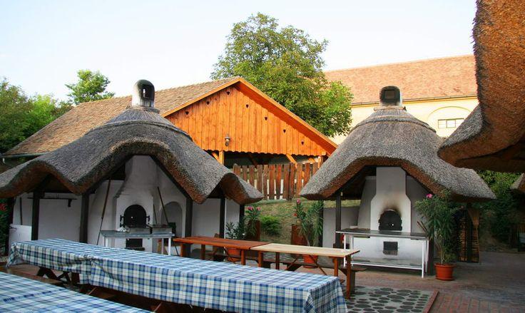 This is the old-world outdoor kitchen I want | Hungarian style | Balatonlelle-Rádpuszta  Csárda és Szabadidő Centrum
