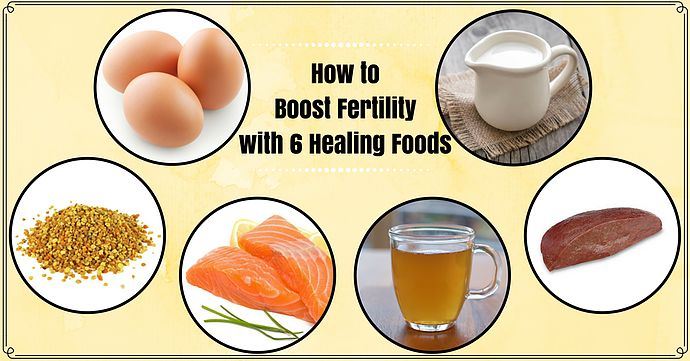 How to Boost Fertility with 6 Healing Foods - When preparing for a pregnancy, one of the most important things you can do is upgrade your diet to one that is optimal in preparing the body for a baby. Getting back to the traditional way of eating foods that are nutrient dense is one of the best ways to increase your fertility naturally and provide the best environment for a baby to grow and flourish.