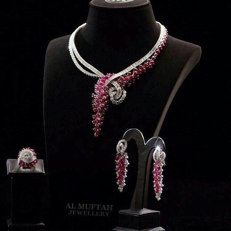 At @Remalfala from @almuftah.jewellery -
