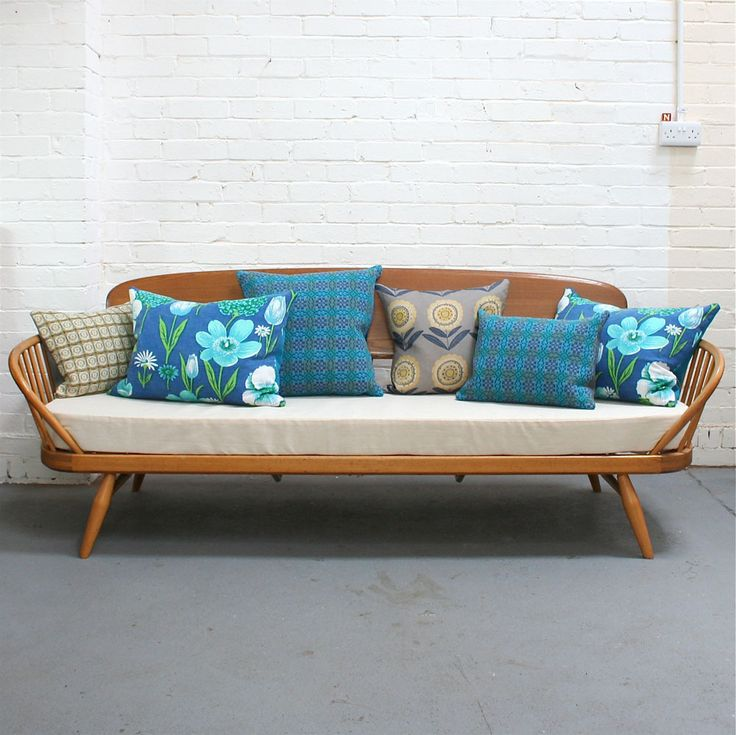 vintage Ercol day bed