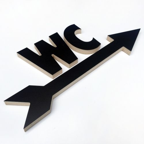 #MoozaArrows & WC Letters. Made By #MoozaDesigns www.MoozaDesigns.com.au www.Instagram.com/MoozaDesigns www.Facebook.com/MoozaDesigns