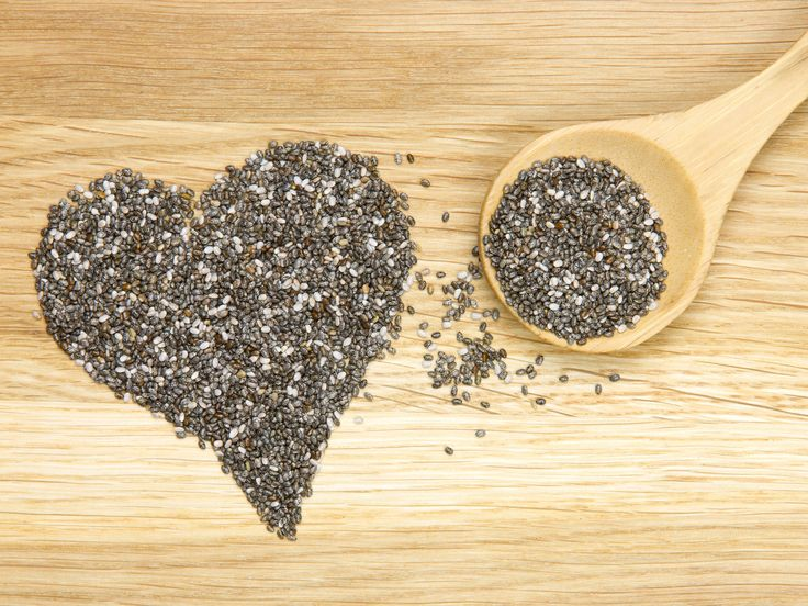 The Skinny On: Chia Seeds My new obsession! Add them to my morning smoothie!