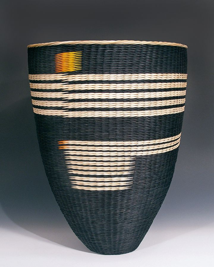 The Art Of Basketry By Kari Lonning : Looking into time kari lonning basketry art