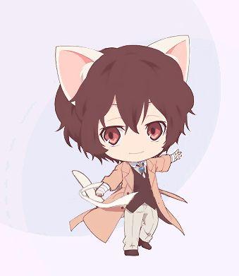 Dazai Osamu [Chibi Ver]