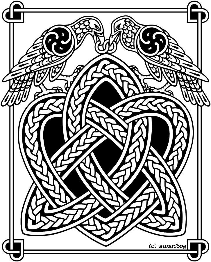 Картинки с символикой викингов мебель