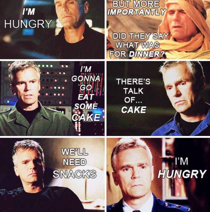 Stargate's O'neil one of the best characters of all time!