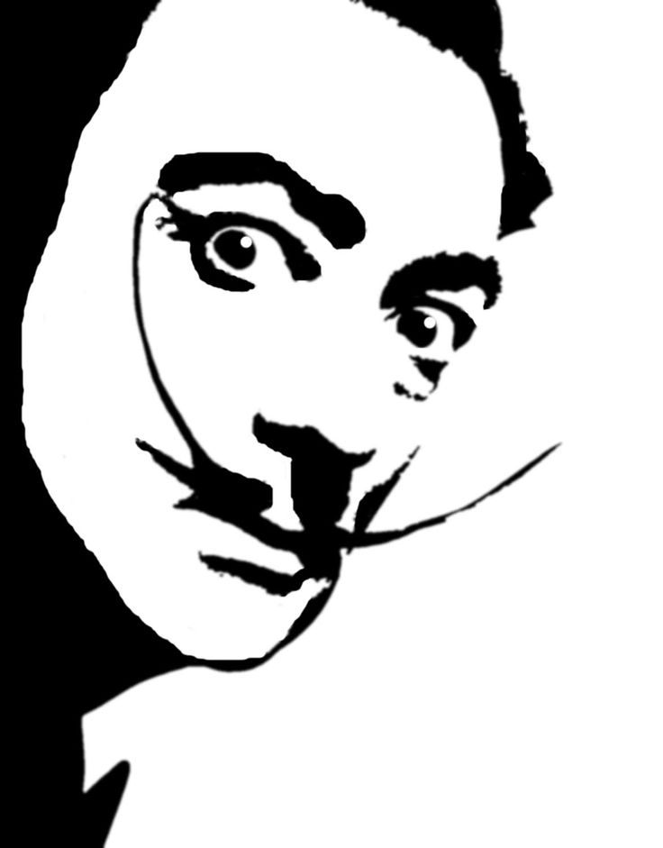 stencil face - Google Search