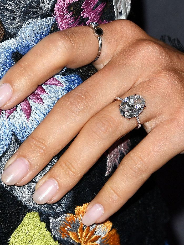 The Verdict Is In: These Are the Most Popular Engagement Ring Trends via @WhoWhatWear
