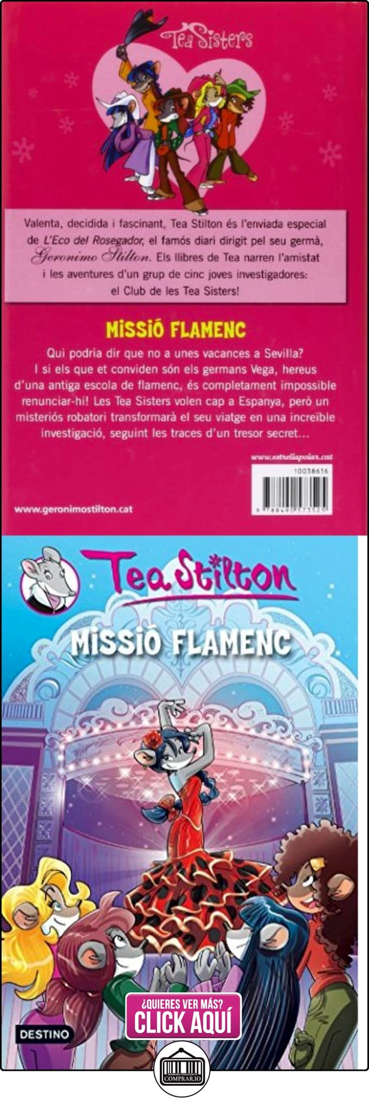 Missió Flamenc (Tea Stilton) Tea Stilton ✿ Peppa Pig - Peppa La Cerdita ✿ ▬► Ver oferta: http://comprar.io/goto/8490573522