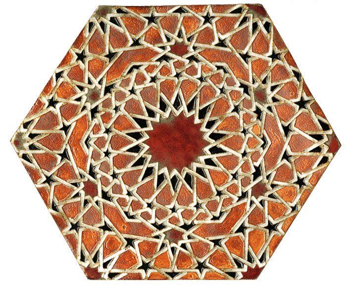 Nathan Voirol, geometría y patrones islámicos. | Matemolivares