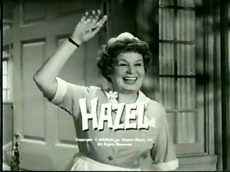 Hazel.... Remember this one? 1961-1966