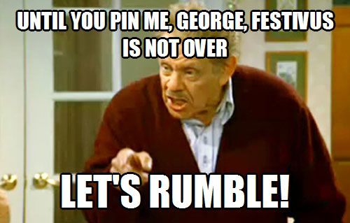 a festivus for the rest of us | Tumblr