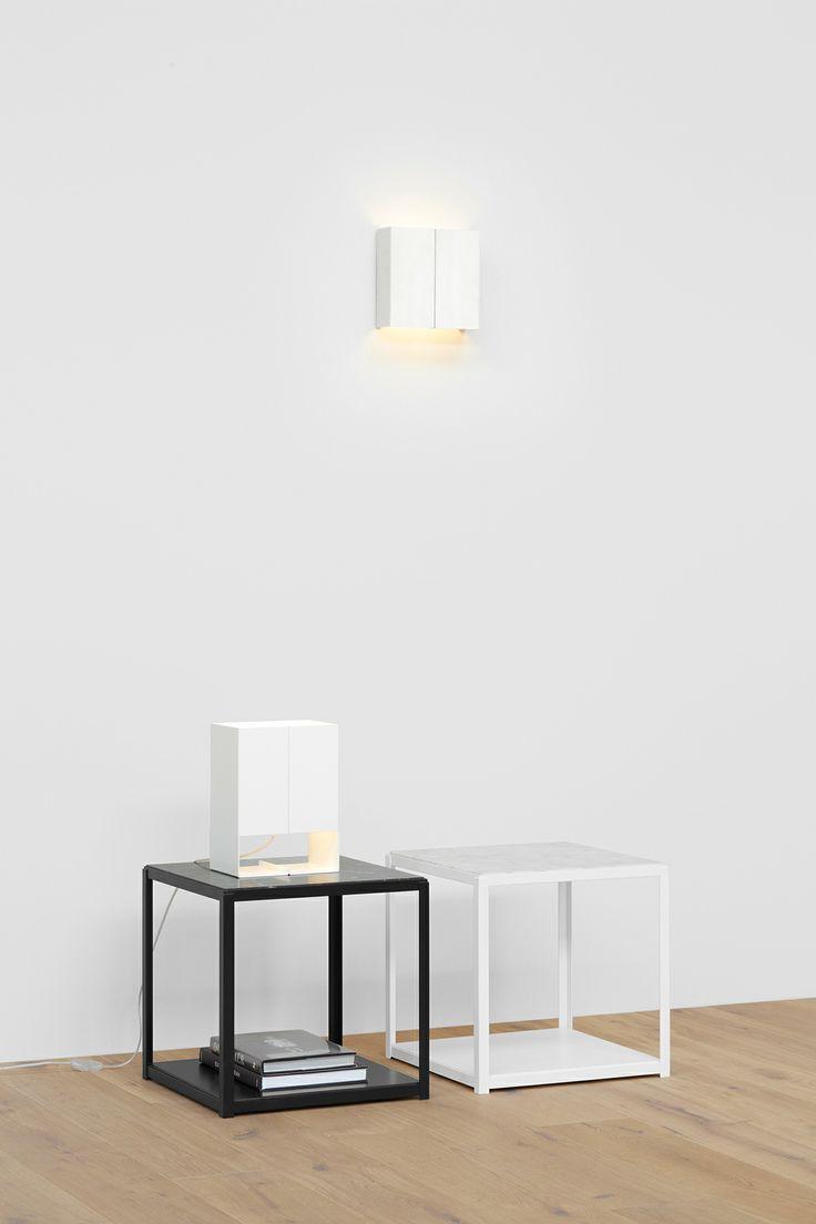 Wall light SEAM THREE by Mark Holmes, 2014 www.e15.com #e15, #walllight, #seamthree