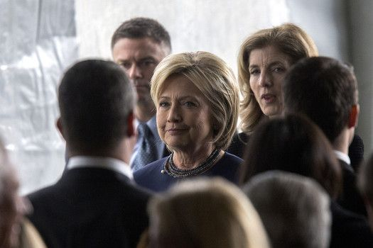 Hillary Clinton flogged online after Nancy Reagan AIDS comment (Update: Apology)