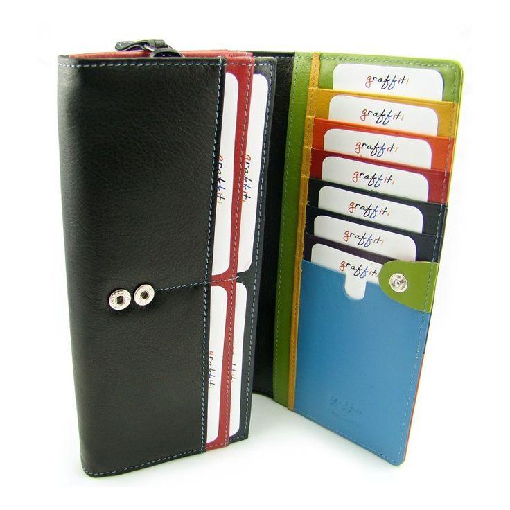 Dámská puzzle peněženka Golunski - peněženky AHAL