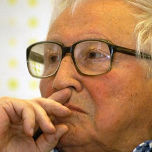 Tadeusz Różewicz (New Republic)