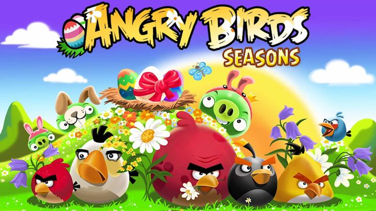 1925700, beautiful pictures of angry birds seasons