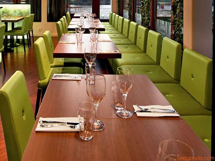 MB50 per Bar e Ristoranti - Moduli imbottiti per ristoranti, diversi rivestimenti | Sediarreda