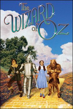 The Wizard of Oz Classic Poster