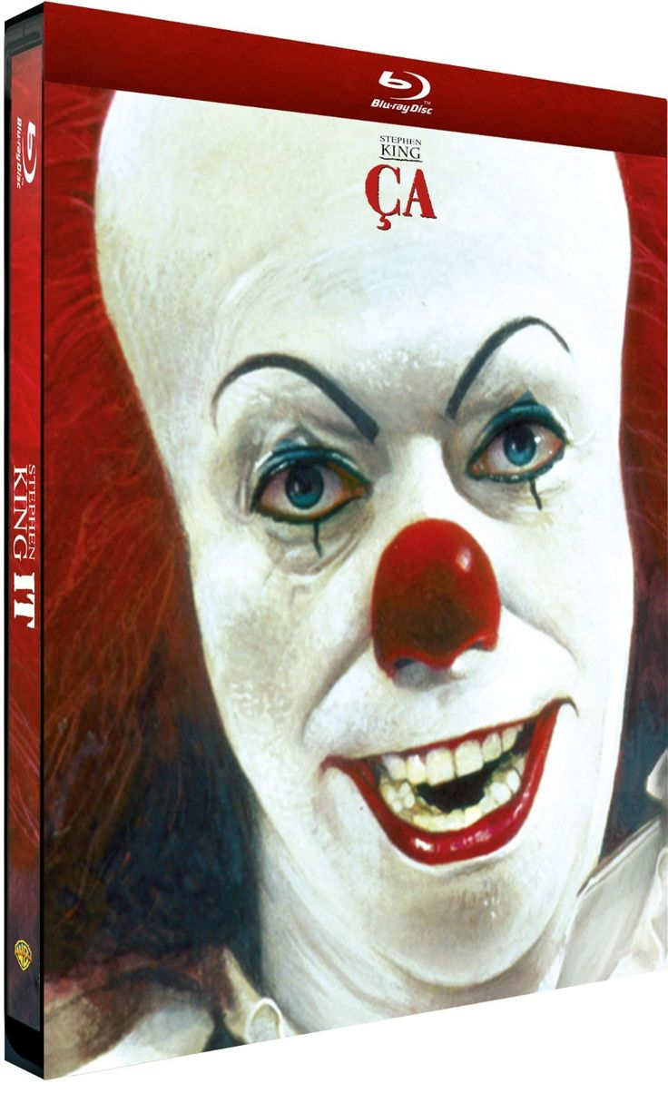 Ça Blu-ray + Copie digitale - Édition boîtier SteelBook: Amazon.fr: Tim Curry…