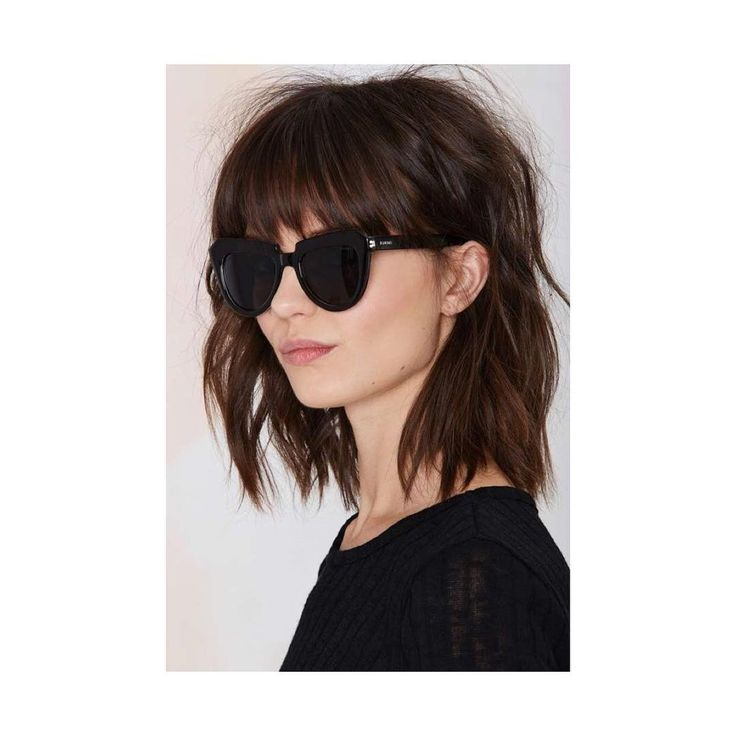 "46 Likes, 1 Comments - FEEL HAIRDRESSERS ~ London (@feelhairdressers) on Instagram: ""Fringes//Bangs whatever you call them, they are a great way to freshen up your look without taking…"""