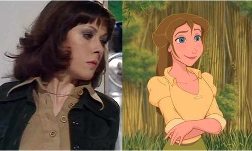 "Sarah Jane Smith = Jane Porter | And Now For ""Doctor Who"" Companions And Their Disney Princess Counterparts"
