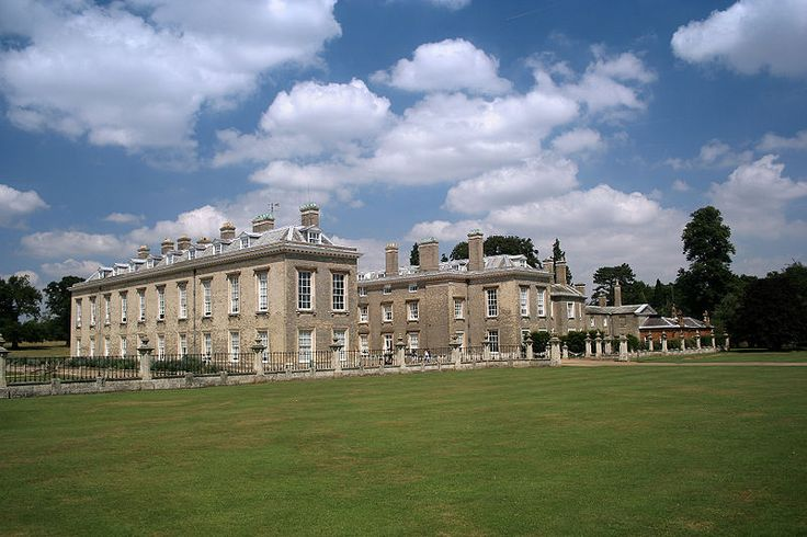 Althorpe, The Ancestral home of the Spencer's, where Princess Diana grew up