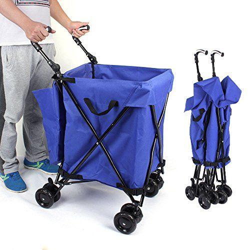 Folding Shopping Cart,Yosoo Utility Cart With Wheels and ... https://www.amazon.com/dp/B01K6JM3WM/ref=cm_sw_r_pi_dp_x_cBU6xbYGQ18VH