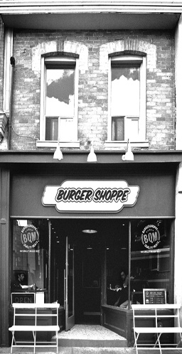 My favourite burger in TO