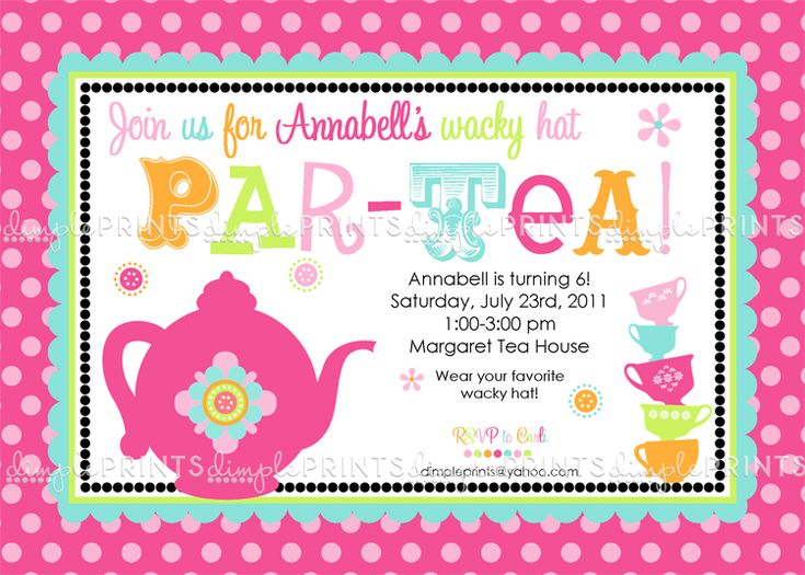 61 best Mad Hatter Tea Party Birthday images on Pinterest