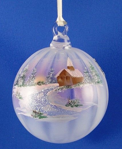 Fenton Christmas Tree