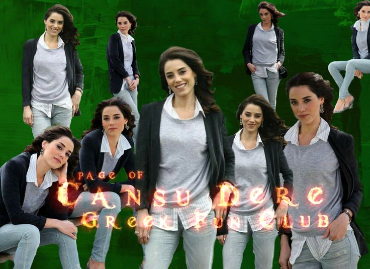 #CansuDere from Promo Pics for  #Ezel 2009