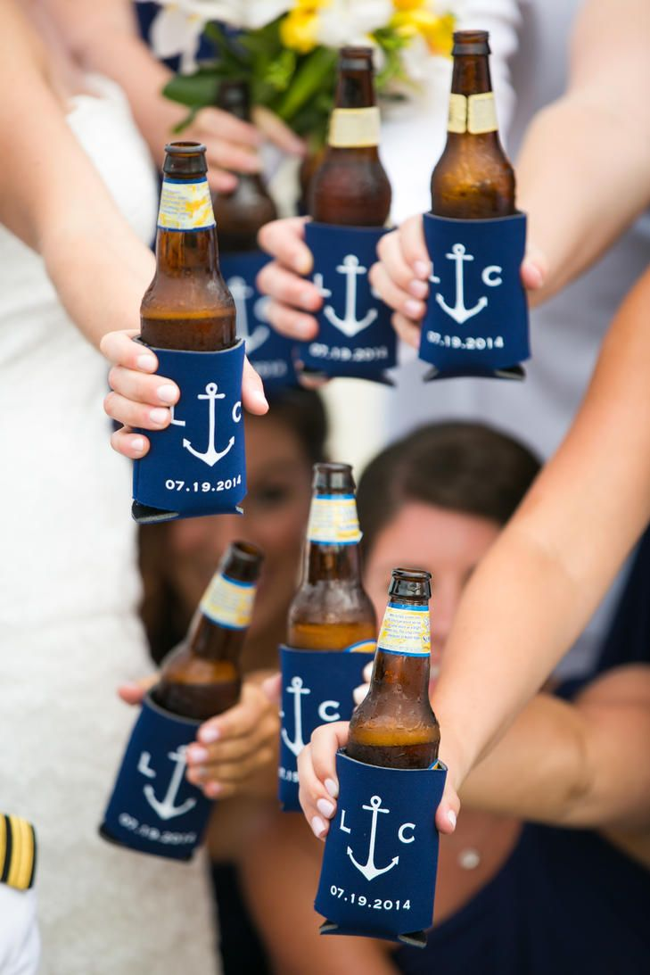 Personalized Beer Koozies | TPoz Photography