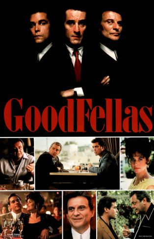 Goodfellas Movie (Group, Collage) Poster Print. Poster from AllPosters.com, $9.99