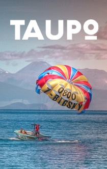 Taupo, Central North Island, New Zealand