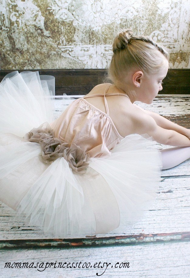 LOVE THIS!!! Vintage Inspired Toddler Tutu  (More Colors Available). $35.75, via Etsy.