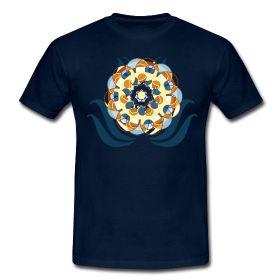 """""""Chanting Daimoku"""" design on #tshirt: http://myo-mood.spreadshirt.it/chanting-daimoku-tshirt-A100111827/customize/color/4 #design"""