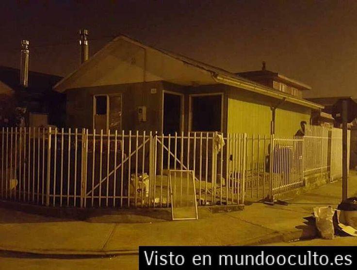 Puerto Montt. Fenómenos paranormales dentro de una casa
