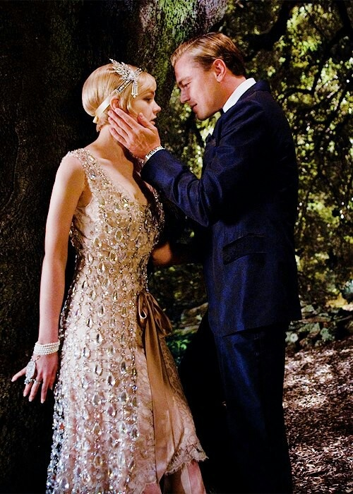 The Dress! The Great Gatsby ...  I can't wait to see this movie