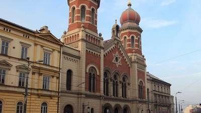 Plzeňská Velká synagoga