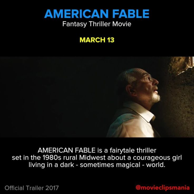 AMERICAN FABLE  A fairytale thriller set in the 1980s rural Midwest about a courageous girl living in a dark - sometimes magical - world.  Stars: Peyton Kennedy, Richard Schiff, Kip Pardue Reposted Via @movieclipsmania