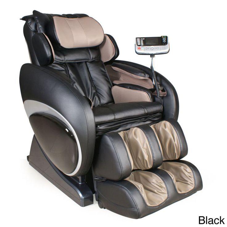Osaki OS-4000 Deluxe Zero Gravity Massage Chair | Overstock.com