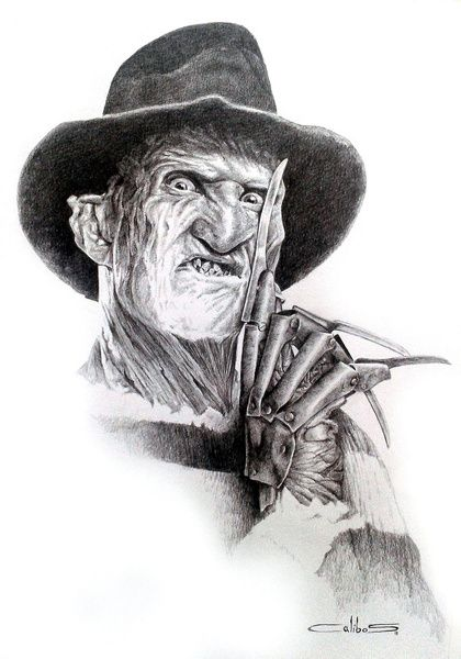 Freddy Krueger - Calibos