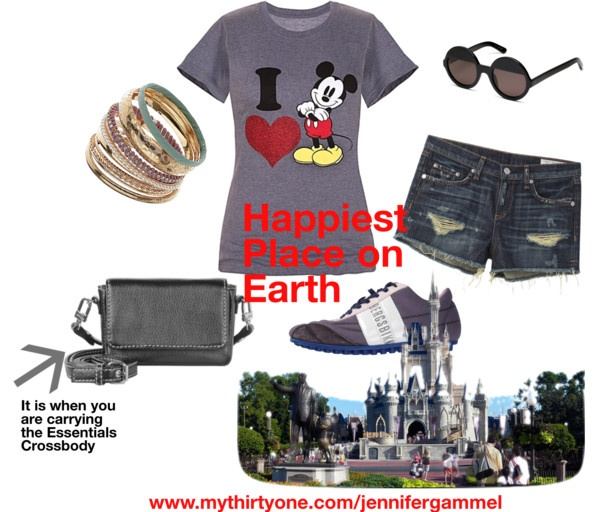 Happiest Place On Earth, created by jennifer-gammel on Polyvore https://www.mythirtyone.com/504548/
