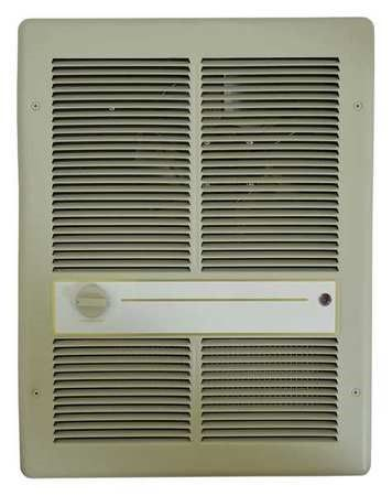 Markel Products Powder Coated White Electric Wall Heater Wall Powder Coating Home Appliances