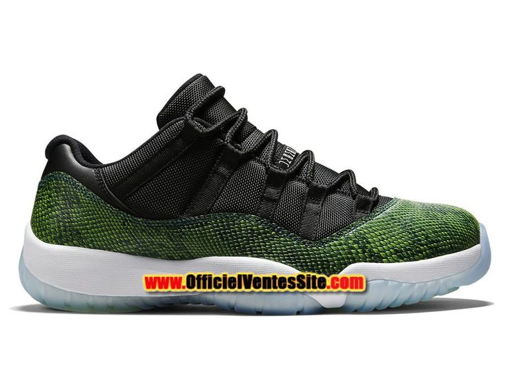 Jordan 11 Green And Black