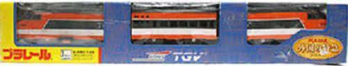 NEW TAKARA Tomy Plarail two-speed TGV 2Speed Discontinued product Item F/S RARE #Tomy