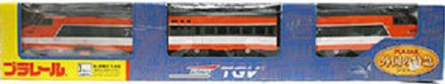 NEW TAKARA Tomy Plarail two-speed TGV 2Speed Discontinued product Item F/S RARE #Tomy